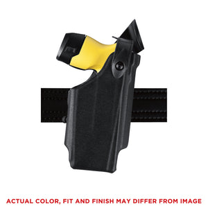 SAFARILAND 6520 SLS EDW Level II Retention Duty Holster w/Clip Right Hand X2, X26, X26P