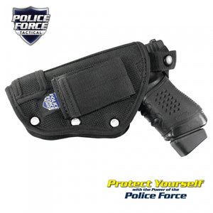 Police Force Adjustable Gun Holster for 9mm