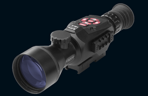 ATN X-Sight II 3-14x Smart HD Optics Day/Night Rifle Scope Record Video-Takes Pictures WiFi, GPS