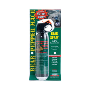 Mace Security International, Bear Pepper Spray Fogger 9.17oz - 35 Feet Range