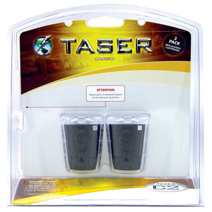Taser Bolt, Pulse and C2 15 ft Range Live Replacement Cartridges - 2 Pack
