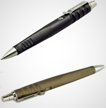 The Surefire Pen III, Push Tailcap to Extend/Retract Tip - Black or Tan