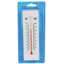 Thermometer Diversion Hidden Wall Safe Secret Compartment For Keys, Cash & More