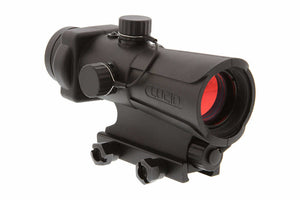 LUCID OPTICS HD7 Generation 3 Red Dot Fits Picatinny 2MOA Base - Black L-HD7