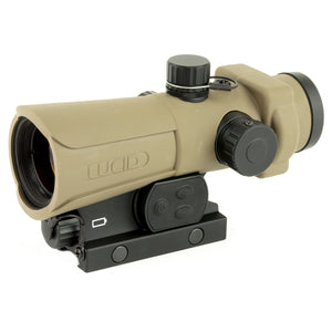 LUCID OPTICS HD7 Generation 3 Red Dot Fits Picatinny 2MOA Base L-HD7-TAN