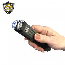Streetwise Lightning Rod 26,000,000 Rechargeable Stun Gun Flashlight