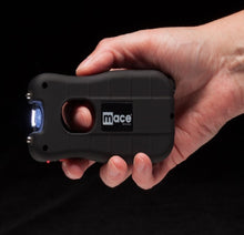 "Mace Trigger 2,400,000 Volt ""Center Fire"" Stun Gun With Bright LED Flashlight"