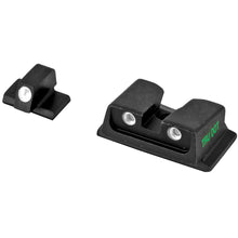 Meprolight 0117663101 Tru-Dot Self Illuminated Night Sight Fits S&W M&P Fullsize & Compact Green/Green