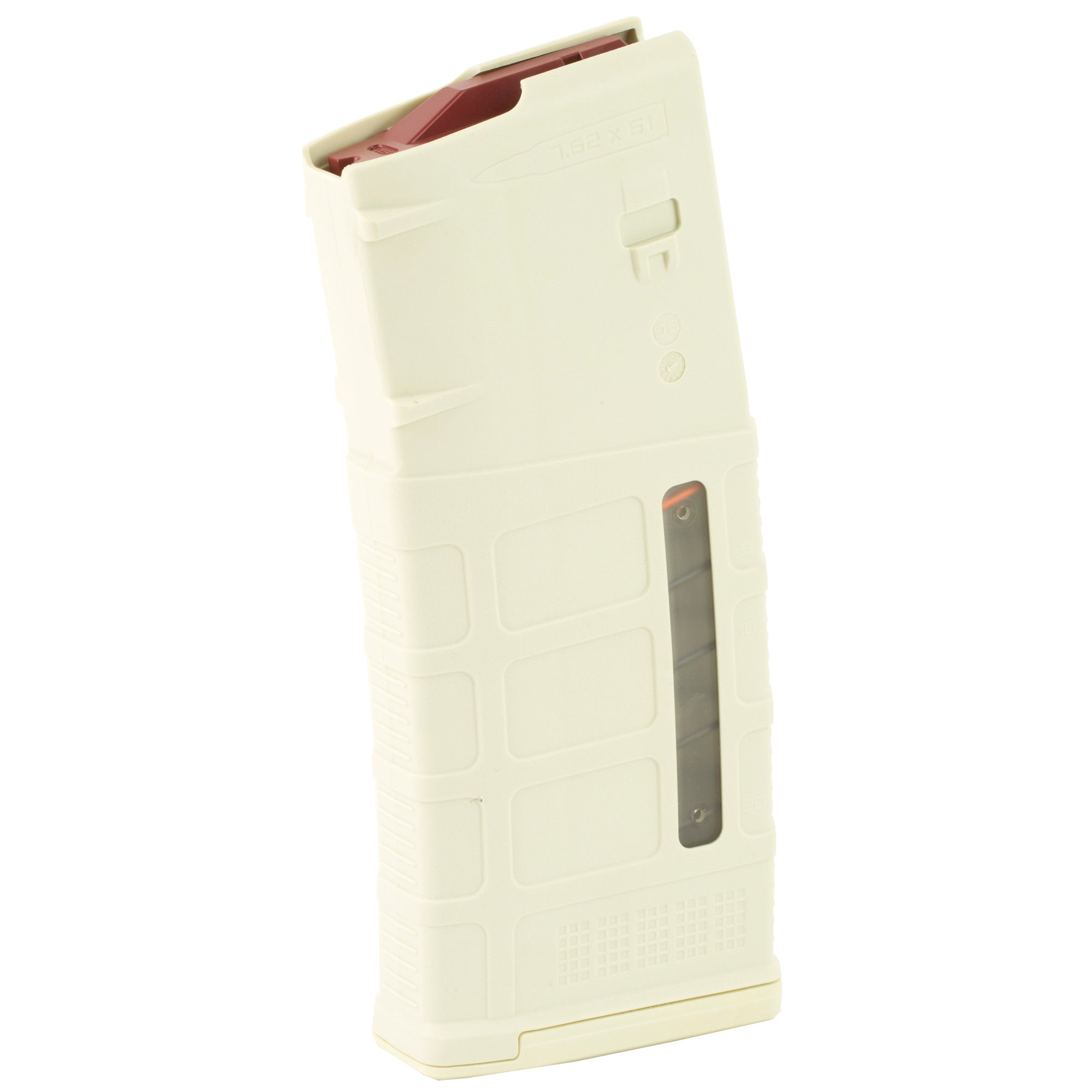 MAGPUL PMAG M3 308 Winchester/7.62 Nato 25 RD Compatible with M118 LR Ammunition