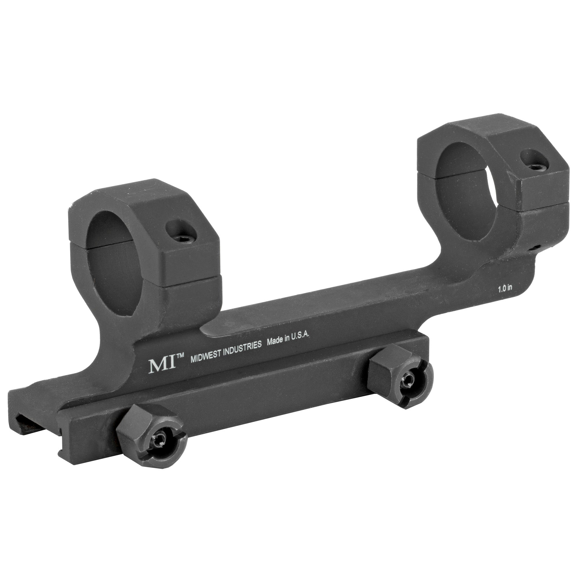 MIDWEST INDUSTRIES MI-SM1.0 AR-15 1 INCH SCOPE MOUNT