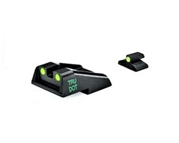 Meprolight ML-19593G Tru-Dot Self Illuminated Night Sight Set Fits IWI Jericho 941- Green/Green