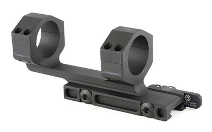 Midwest Industries, QR Ring Mount, 34MM, Black, 1.5