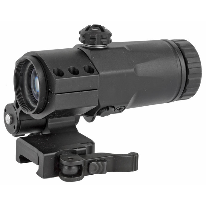 Meprolight MX3-F 3X Magnifier Scope For Reflex & Red Dot Sights With Side Flip Mount Adapter
