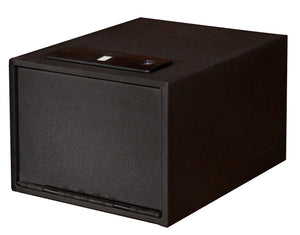 STACK-ON QAS-1512-B Large Quick Access Shelf Safe With Biometric Lock