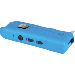 20,000,000 MultiGuard Stun Gun W/LED Flashlight & Alarm - BLUE