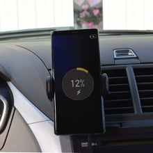 Wireless Car Charger & Holder - iPhone, Samsung Galaxy, & More - With Vent Mount