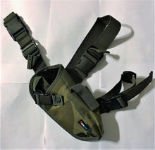 FIDRAGON DROP LEG PLATFORM HOLSTER - Adjustable Straps, Quick Release Belt Strap