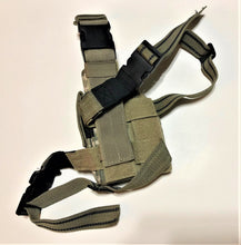 Adjustable Tactical Universal Drop Leg Platform Holster W/Quick Release Straps