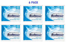 FOX LABS Sudecon - Pepper Spray Decontaminant Wipes Sold in 3, 6, 12, & 24 Packs