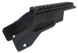 TacStar 12 Gauge Sidesaddle Mossberg 500 590 and Maverick 88 Tactical Rail Mount