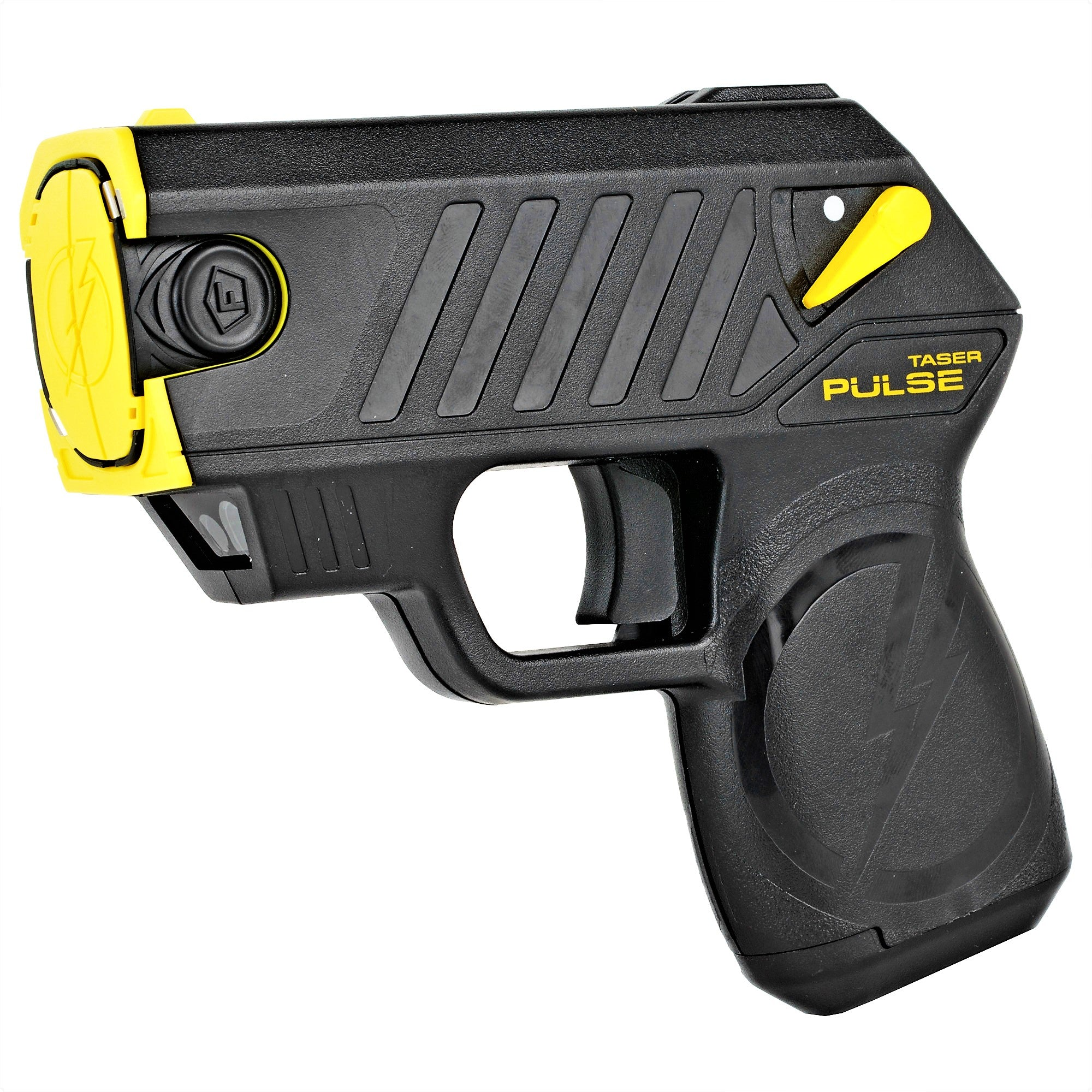 Taser Pulse With Laser, LED, 2 Live Cartridges