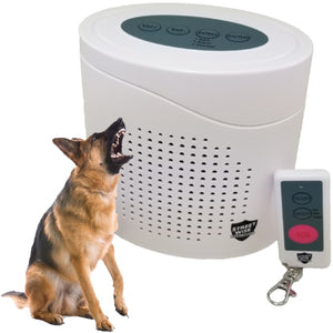 Streetwise Virtual K9 360º Motion Detector Electronic Barking Dog Security Alarm