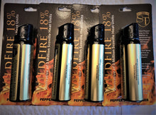 Wildfire 4oz 18% OC 3 Million SHU Pepper Spray - FOGGER