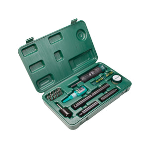 "Weaver Deluxe Gunsmithing Tool Kit For Scope Mounting - 1"" Lapping Tools"