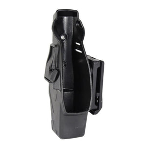 BLACKHAWK! Police Duty Right Hand Holster for the Taser X26P - Kydex, Black