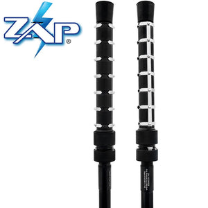 ZAP Walking Cane Rechargeable 1 Million Volt Stun Gun W/LED Flashlight