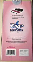 Zap Stick - Runners/Walkers 800,000 Volt Stun Device with Flashlight - PINK