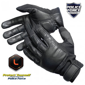 Police Force Tactical SAP Gloves - Lifetime Warranty