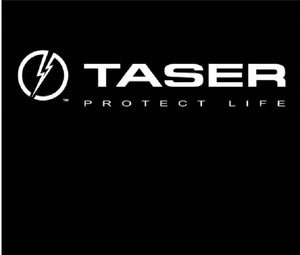 Taser 38000 Strikelight Tactical Rechargeable 80 Lumens Flashlight-Stun Gun