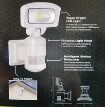 Streetwise Nightwatcher Robotic 1200 Lumen LED Security Floodlight - SWNW520