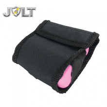 JOLT Powerful Rechargeable Protector 60,000,000 Stun Gun W/LED Flashlight - PINK