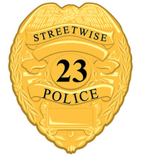 Police Strength Streetwise 23 3oz PEPPER FOAM