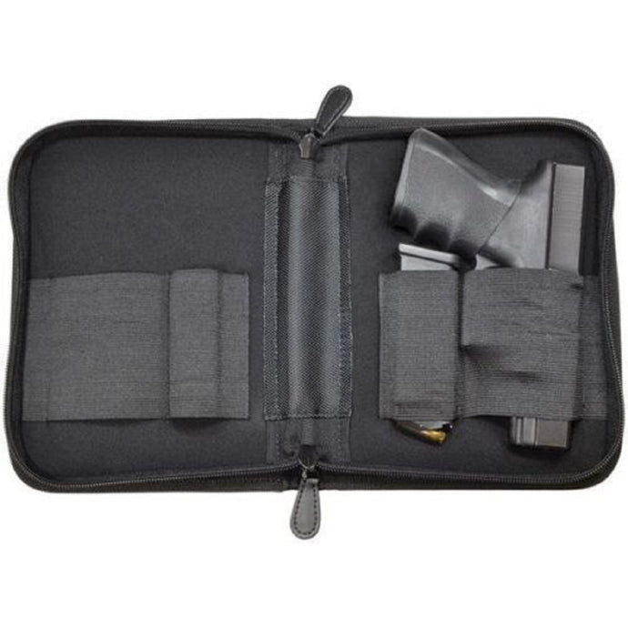 PS Products Holster-Mate Pistol Case Fits Small Frame Semi-Automatic Handguns