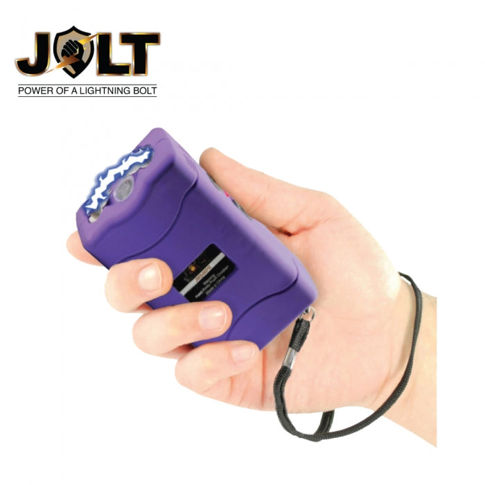 JOLT 46,000,000 Volts Powerful Mini Stun Gun - Purple