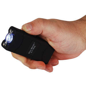 Stun Master L'il Guy 12,000,000 Mini LED Stun Gun - Black