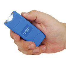 Stun Master L'il Guy 12,000,000 Mini LED Stun Gun - Blue