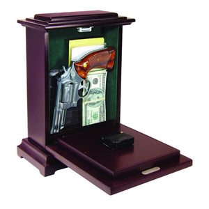 PS Products RGC - Gun Concealed Safe-Working Clock Fits Medium or Large Handguns