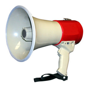 Pistol Grip Power Megaphone - 15 Watt Main Image
