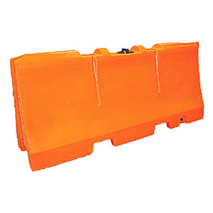 Heavy Duty Barrier Model 3206 Orange Image