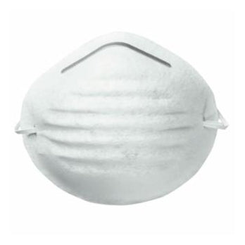 Honeywell North® Nuisance Disposable Dust Masks White Main Image