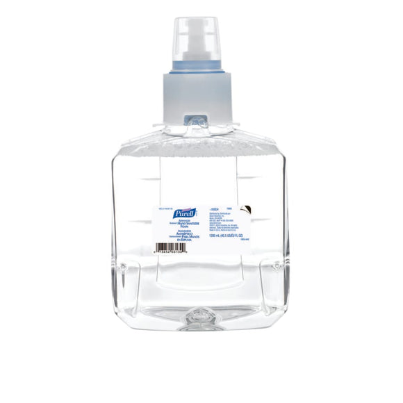 Purell Advanced Instant Hand Sanitizer Foam LTX-12 Refill 1200 mL Pump with Valve image