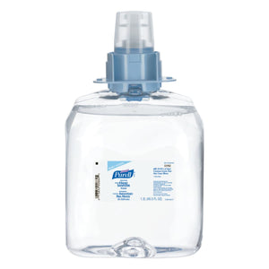 Purell Advanced Instant Hand Sanitizer Foam with Moisturizers FMX-12 Refill 1200 ml Image