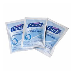 Purell Cottony Soft Sanitizing Wipes Individual Packs Image