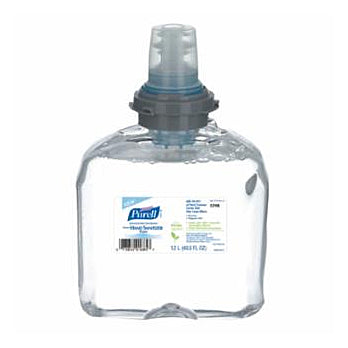 Purell Instant Hand Sanitizer Nourishing Foam Refill 1200 mL Image