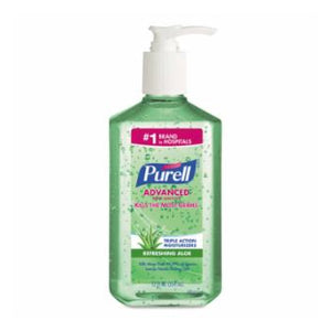 Purell Instant Hand Sanitizers with Aloe 12 oz. Pump Bottle Image