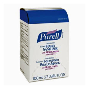 Purell Instant Hand Sanitizer Box  800 mL Image